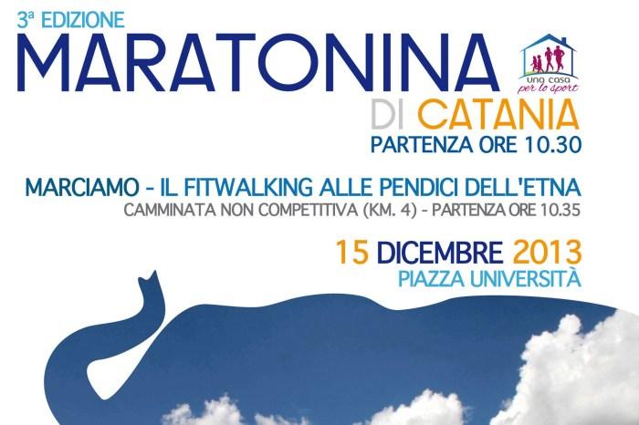 Catania si prepara alla terza Maratonina etnea