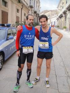 Marathon 2014 Azzollini e Sestito