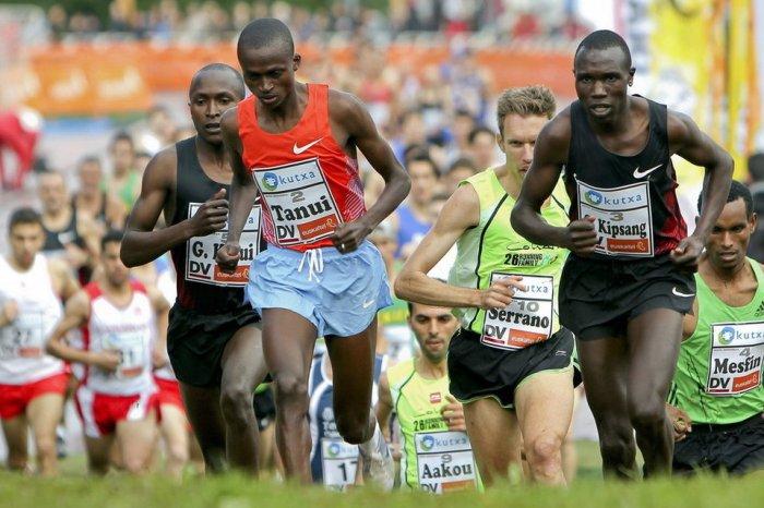 La 82^ Cinque Mulini ai keniani Tanui e Kipyegon