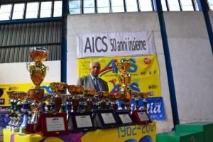 Il presidente dell'AICS Messina Lillo Margareci
