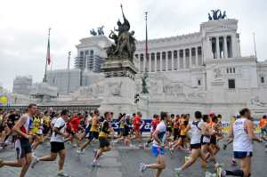 Maratona di Roma 2014