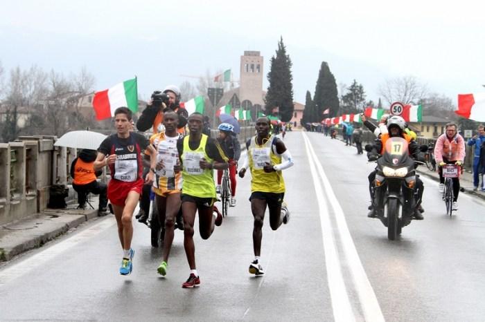 Le firme di Rugut e Giordano sulla Treviso Marathon 1.1