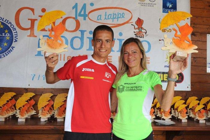 """Franzese e Marconi vincono il """"XIV Giro delle Isole Eolie"""""""