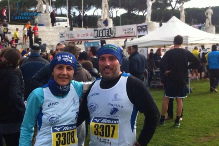 Oltre 7.000 a Roma per la Corsa di Miguel