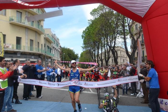 "Favoriti e percorso dell'ottava ""Messina Marathon"""