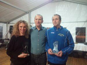 Premiazione miglior atleta master 2014