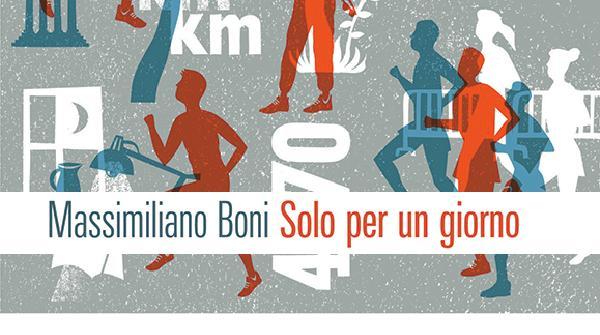 """""""Solo per un giorno"""", il diario di Massimiliano Boni"""