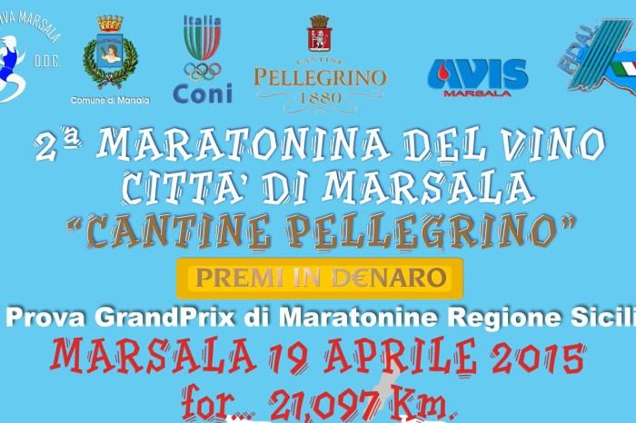 """Seconda edizione per la """"Maratonina del Vino"""""""