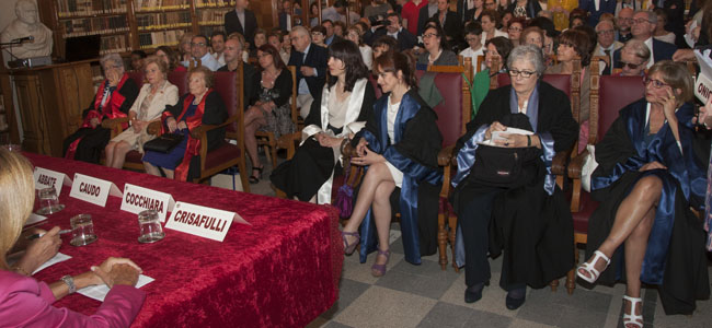 Unime premia le laureate di successo nel ricordo della Sidoti