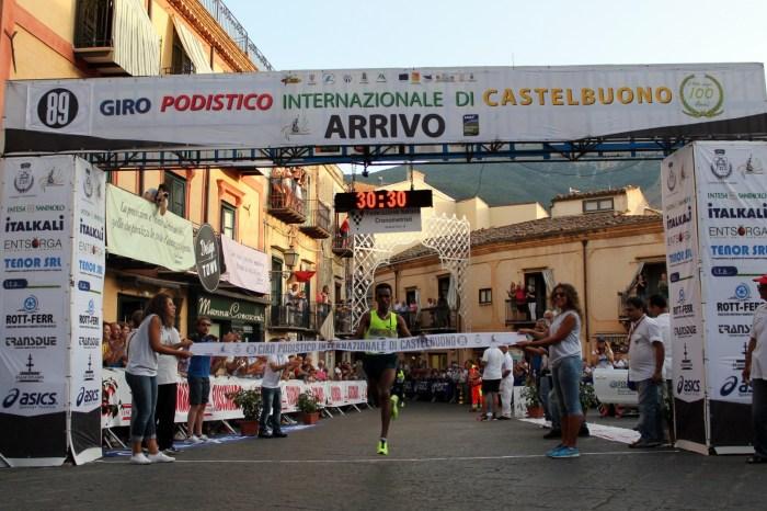 """Si alza il sipario sul """"90° Giro Podistico di Castelbuono"""""""