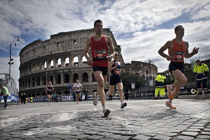 """Ecco il percorso della """"Maratona Internazionale di Roma"""""""