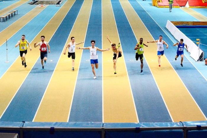 Tre messinesi ai Tricolori di Ancona, Artuso tra i favoriti nei 60 metri
