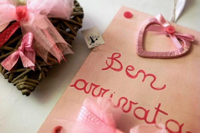 Fiocco rosa in casa Fazio per la piccola Arianna