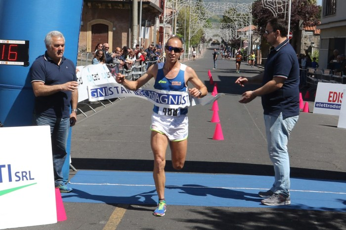 "Spinali e Bennici trionfano alla ""1^ Run4EtnaCity"""