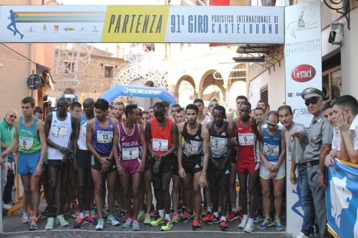 """Un mese al """"Giro podistico Internazionale di Castelbuono"""""""