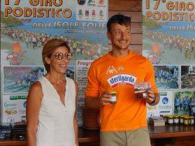 Premiazione 17° Giro Podistico delle Isole Eolie - 15