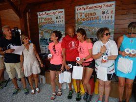 Premiazione 17° Giro Podistico delle Isole Eolie - 30