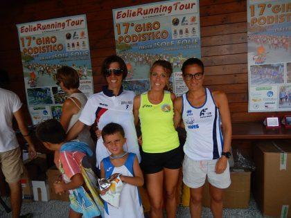 Premiazione 17° Giro Podistico delle Isole Eolie - 33