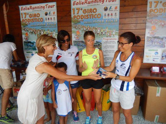 Premiazione 17° Giro Podistico delle Isole Eolie - 34