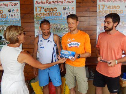 Premiazione 17° Giro Podistico delle Isole Eolie - 55