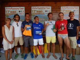 Premiazione 17° Giro Podistico delle Isole Eolie - 59