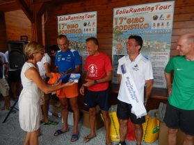 Premiazione 17° Giro Podistico delle Isole Eolie - 60