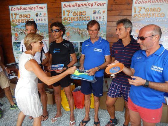 Premiazione 17° Giro Podistico delle Isole Eolie - 64