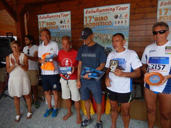 Premiazione 17° Giro Podistico delle Isole Eolie - 71