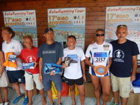 Premiazione 17° Giro Podistico delle Isole Eolie - 72