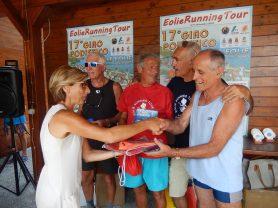 Premiazione 17° Giro Podistico delle Isole Eolie - 83