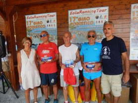 Premiazione 17° Giro Podistico delle Isole Eolie - 88