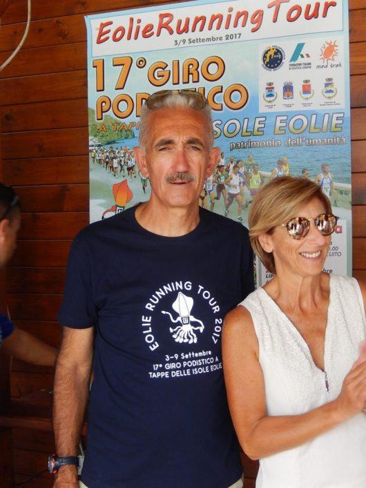 Premiazione 17° Giro Podistico delle Isole Eolie - 94