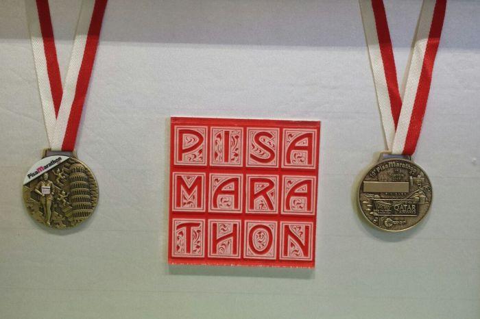 Presentata in grande stile la Maratona di Pisa