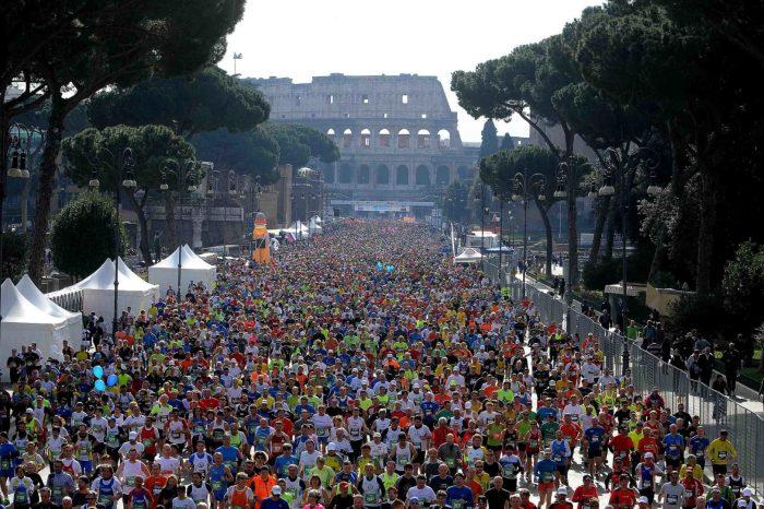 I primati 2017 della Maratona di Roma