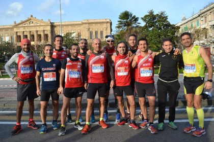 Foto Maratona di Messina 2018 - Omar - 10