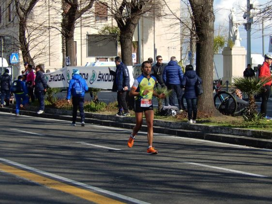 Foto Maratona di Messina 2018 - Omar - 158