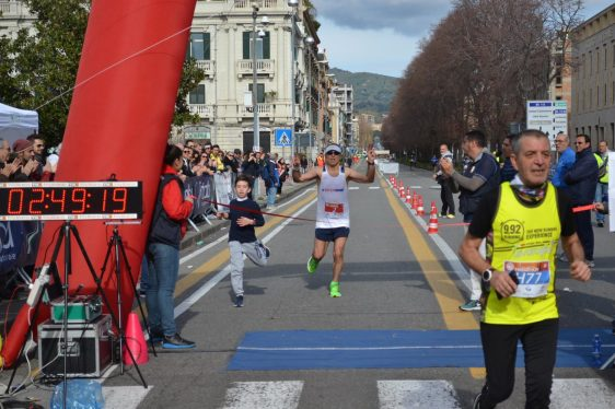 Foto Maratona di Messina 2018 - Omar - 80