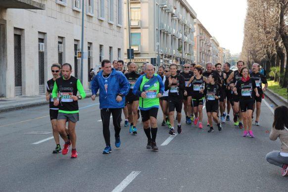 Un passaggio della Maratona