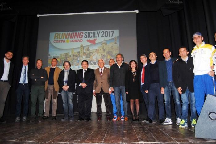 """Presentazione a Capo d'Orlando del """"Running Sicily 2018"""""""