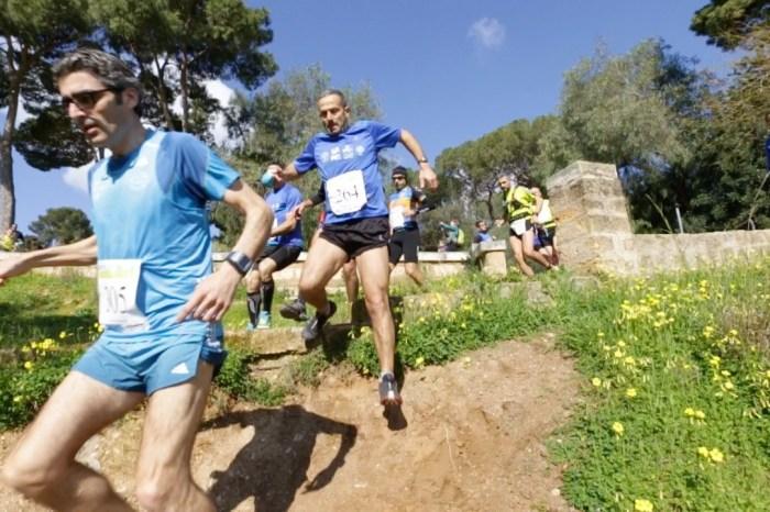 Oltre 250 partecipanti al trail della Val d'Ippari
