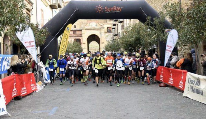 "Pierpaolo Notaro si conferma al ""Vivinatura Trail Castelbuono"""
