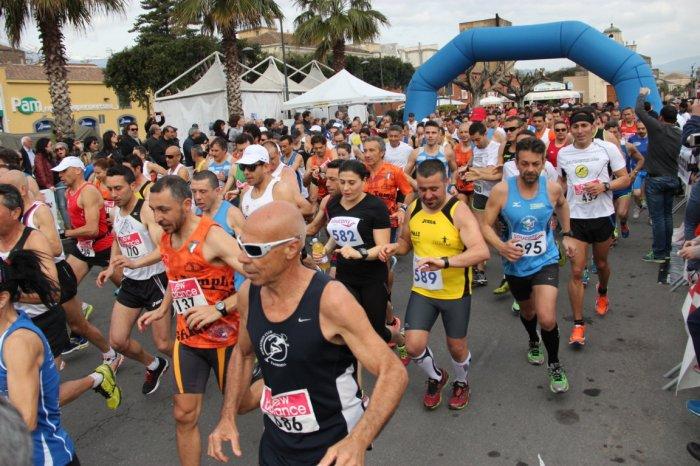 """Tutto pronto per la """"1^ Maratonina Riviera di Ponente"""""""