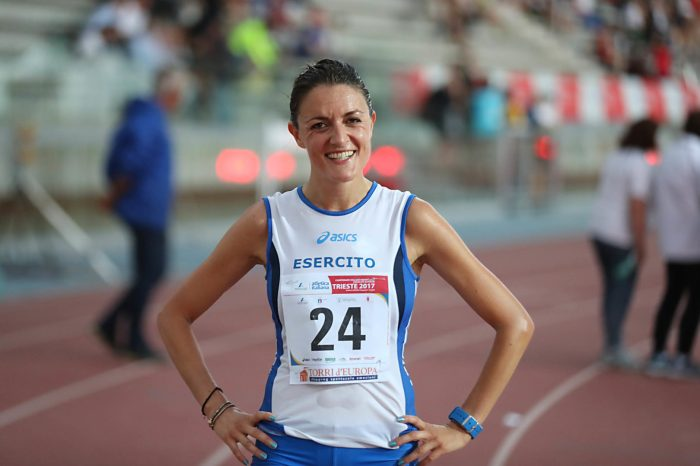 """Marcia - Valentina Trapletti vince titolo italiano e """"Trofeo Annarita Sidoti"""""""