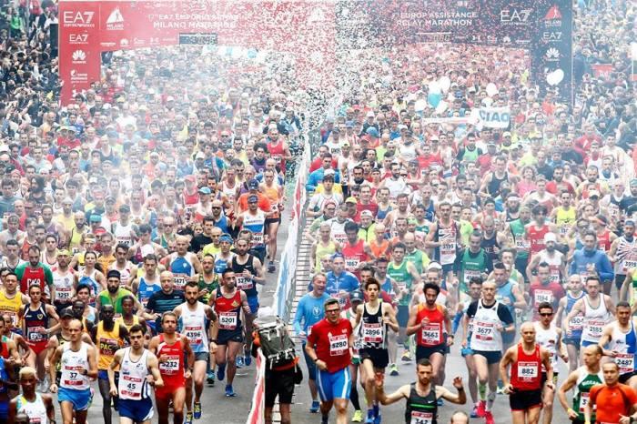 Scocca l'ora della XVIII Milano Marathon