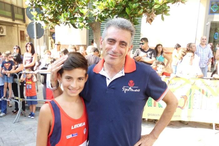 Totò Antibo campione dei siciliani