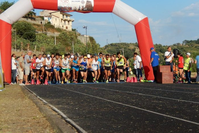 "La WinteRun Cup propone la ""5^ Val d'Agrò Running"""