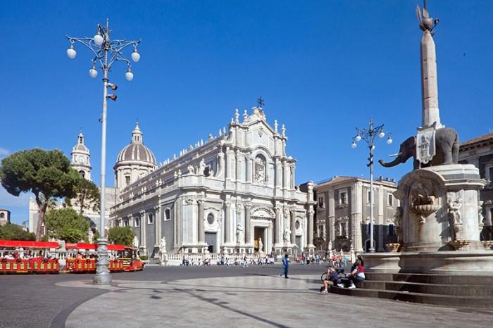 Bandiera Azzurra FIDAL consegnata alla città di Catania