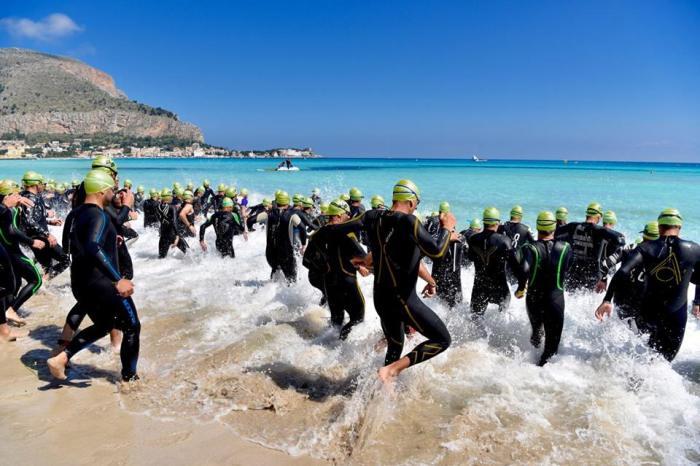Marzotto SIM main sponsor dell'Aeolian Charity Triathlon