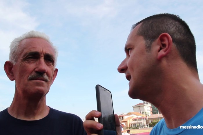 Intervista Costantino Crisafulli CdS Assoluto - 2a Prova Regionale