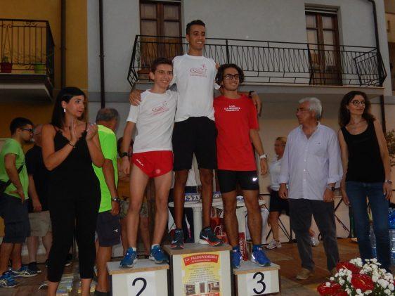 Premiazione I Memorial Stefano Salmeri - Falcone - 12